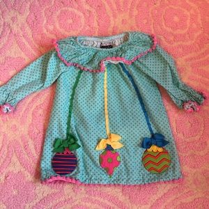 Mud Pie Holiday Dress